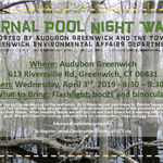 April 3, 2019 vernal pool event